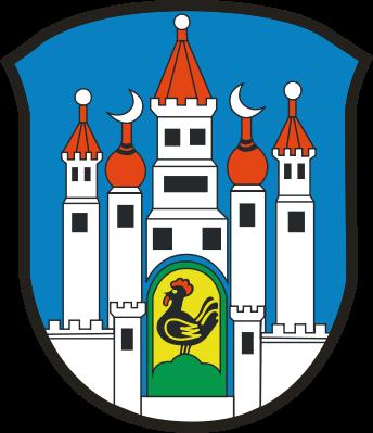 Wappen der Stadt Meiningen