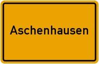 Wappen der Gemeinde Aschenhausen