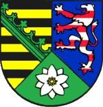 Wappen der Gemeinde Breitungen