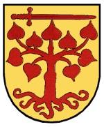 Wappen der Gemeinde Friedelshausen