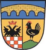 Wappen der Gemeinde Obermaßfeld-Grimmenthal