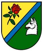Wappen der Gemeinde Rosa