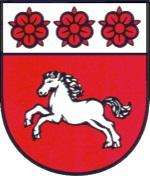 Wappen der Gemeinde Roßdorf