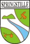 Wappen der Gemeinde Springstille