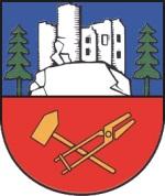 Wappen der Stadt Steinbach-Hallenberg