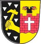 Wappen der Gemeinde Walldorf